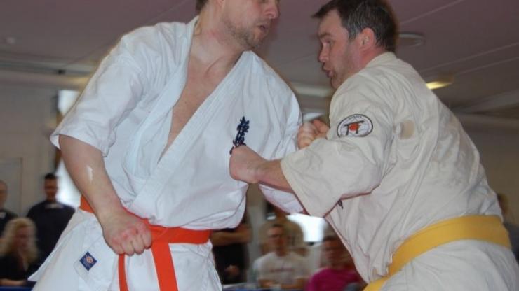Karate og dig